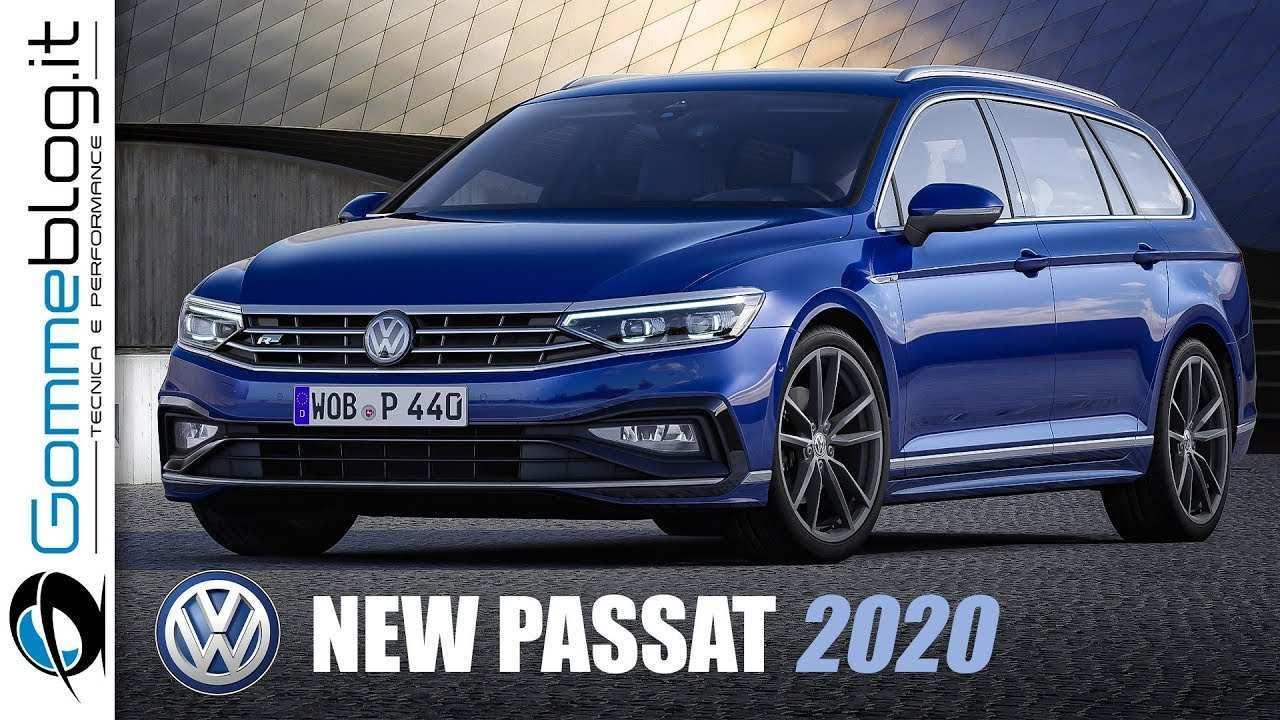 26 All New Volkswagen Passat 2020 Interior Reviews with Volkswagen Passat 2020 Interior