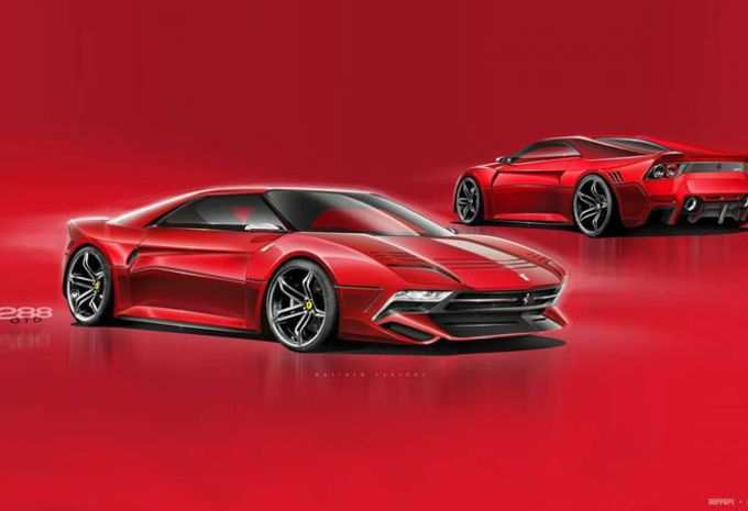 26 Best Review Ferrari 2020 Gto Specs and Review by Ferrari 2020 Gto