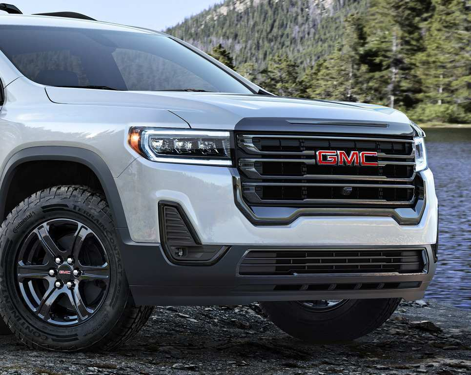 26 Concept of Gmc Acadia 2020 Engine with Gmc Acadia 2020