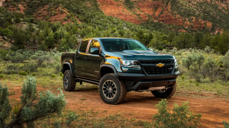 26 Gallery of 2020 Chevrolet Colorado Release Date Concept with 2020 Chevrolet Colorado Release Date