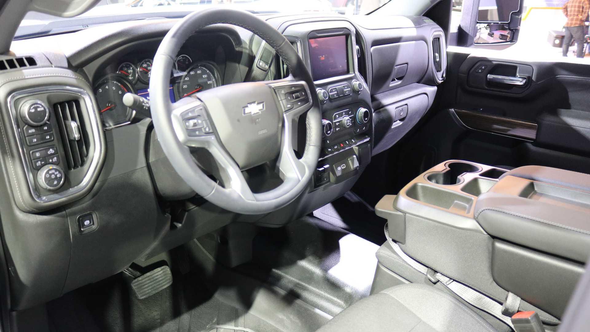 26 New 2020 Chevrolet Hd Interior Interior by 2020 Chevrolet Hd Interior