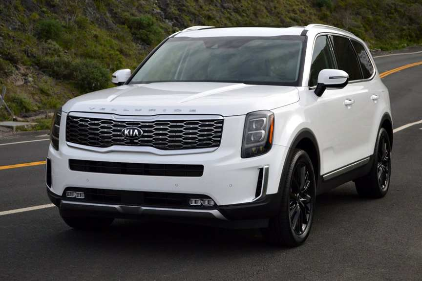 26 New 2020 Kia Telluride Sx Interior Performance and New Engine for 2020 Kia Telluride Sx Interior