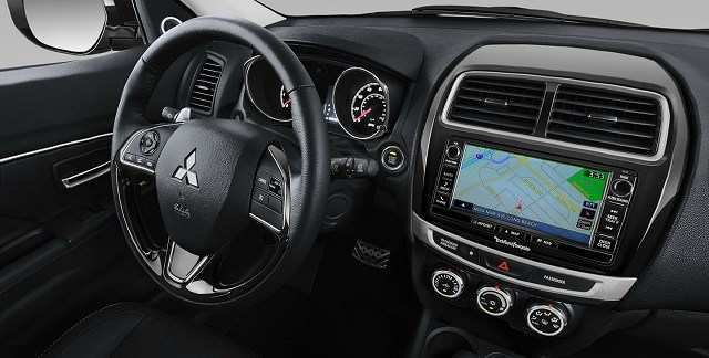 26 New Mitsubishi Outlander 2020 Interior Spy Shoot by Mitsubishi Outlander 2020 Interior