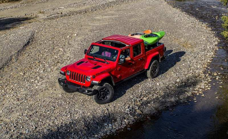 26 The 2020 Jeep Gladiator Accessories Exterior and Interior with 2020 Jeep Gladiator Accessories