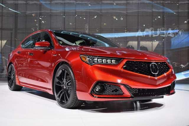 26 The Acura Sedan 2020 Speed Test for Acura Sedan 2020