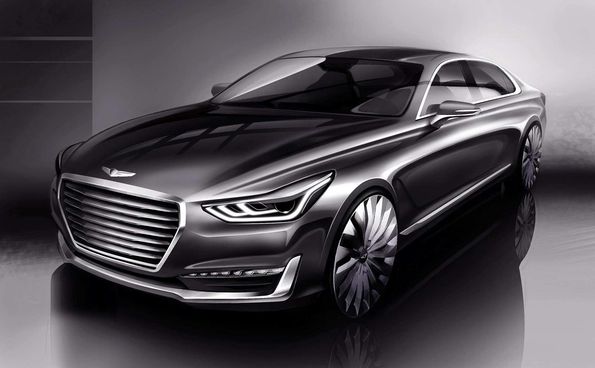 26 The Hyundai Equus 2020 New Review by Hyundai Equus 2020