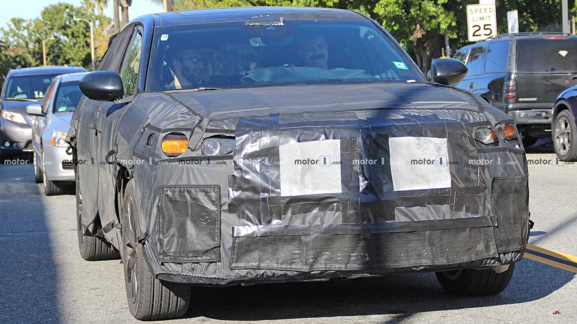 27 All New 2020 Acura Mdx Spy Shots Redesign and Concept with 2020 Acura Mdx Spy Shots