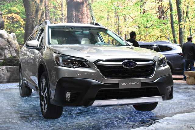 27 All New 2020 Subaru Outback Availability Concept with 2020 Subaru Outback Availability