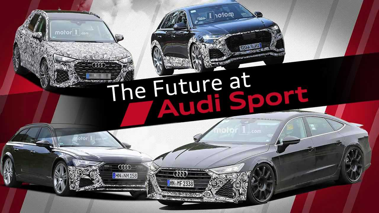 27 All New Audi New Models 2020 Rumors with Audi New Models 2020