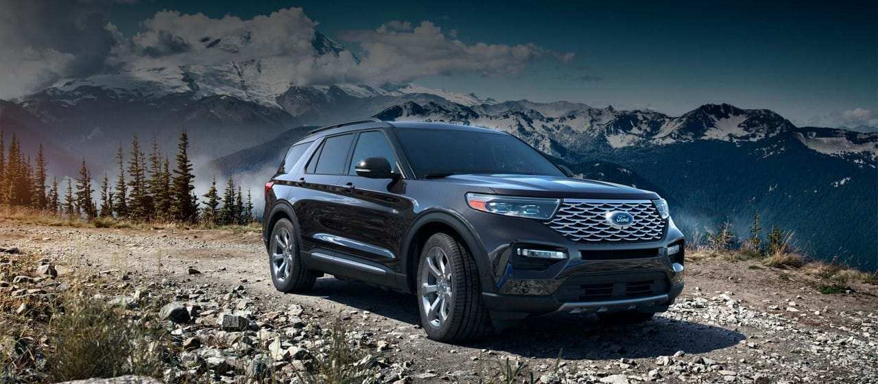 27 All New Ford New Explorer 2020 Ratings for Ford New Explorer 2020