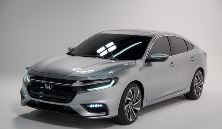 27 Best Review Honda Insight Hatchback 2020 Configurations by Honda Insight Hatchback 2020