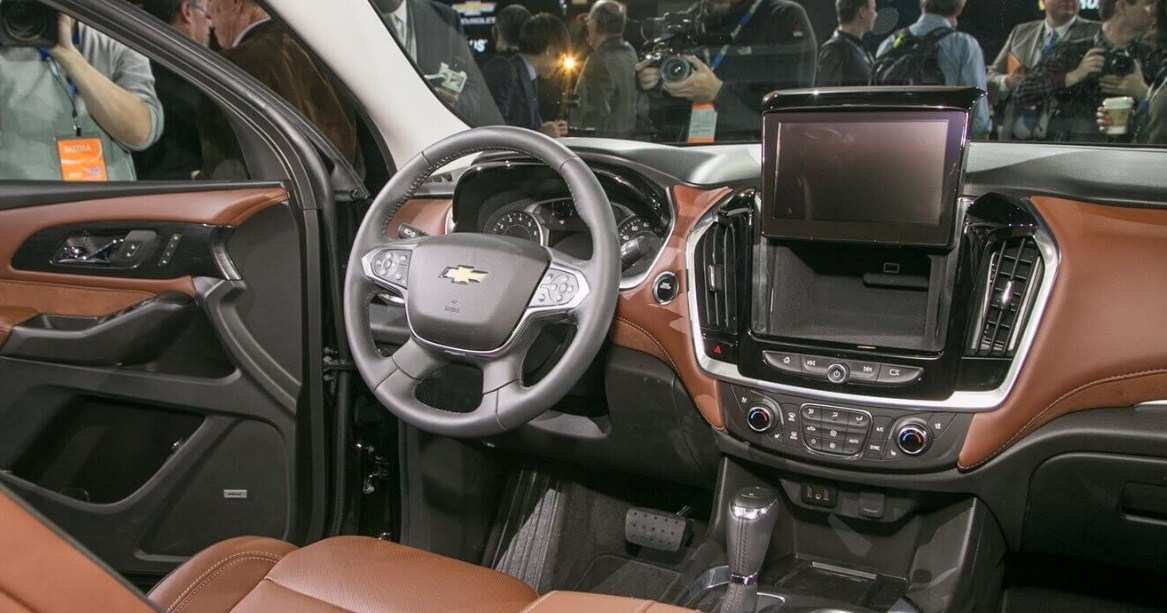 27 Concept of 2020 Chevrolet Suburban Interior Review by 2020 Chevrolet Suburban Interior