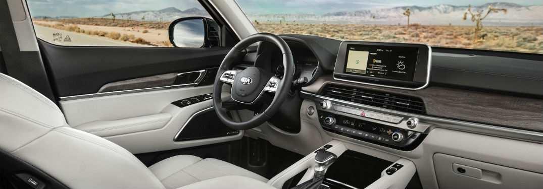 27 Concept of 2020 Kia Telluride Ex Interior Performance and New Engine with 2020 Kia Telluride Ex Interior