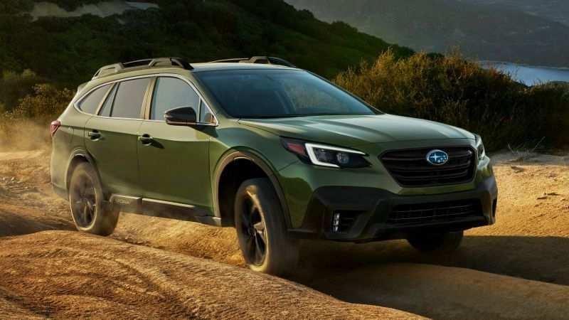 27 Concept of 2020 Subaru Outback Jalopnik Spesification for 2020 Subaru Outback Jalopnik