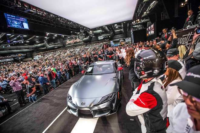 27 Concept of Who Bought The 2020 Toyota Supra At Barrett Jackson Research New for Who Bought The 2020 Toyota Supra At Barrett Jackson