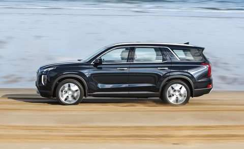 27 Great 2020 Hyundai Palisade Trim Levels Style with 2020 Hyundai Palisade Trim Levels