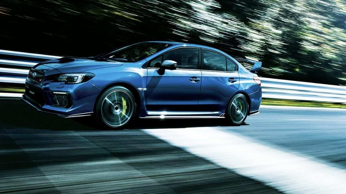 27 Great Subaru Sti 2020 New Concept for Subaru Sti 2020