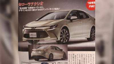 27 Great Toyota Corolla 2020 Japan Style for Toyota Corolla 2020 Japan