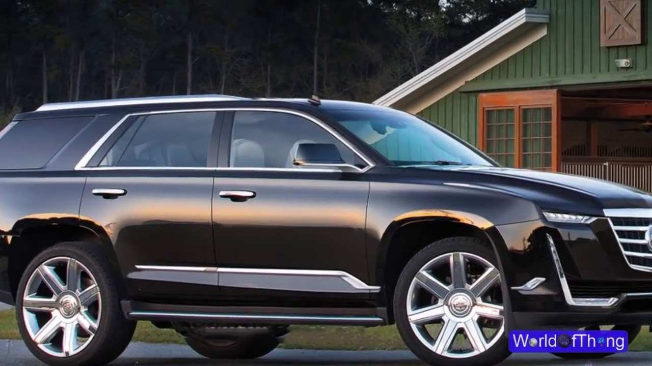 27 New 2020 Cadillac Escalade Body Style Change Speed Test by 2020 Cadillac Escalade Body Style Change