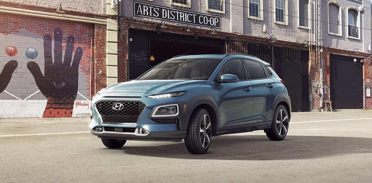 27 New Hyundai Kona 2020 Review Style for Hyundai Kona 2020 Review