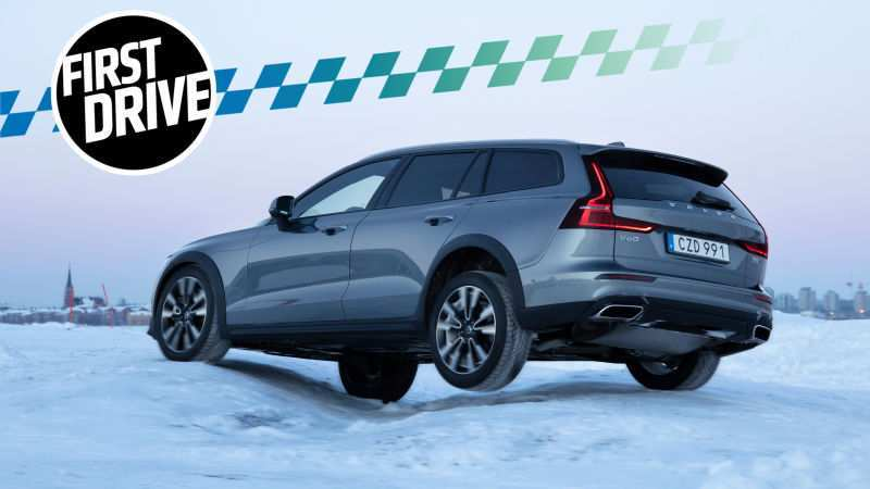 27 New Volvo V60 Cross Country 2020 Release Date for Volvo V60 Cross Country 2020