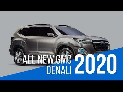 27 New When Will 2020 Gmc Yukon Come Out New Concept for When Will 2020 Gmc Yukon Come Out