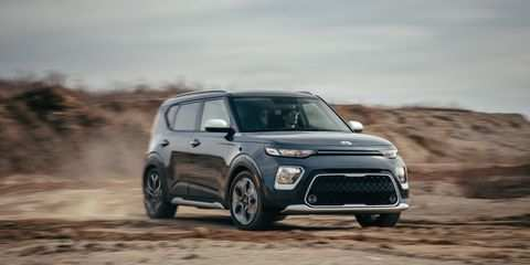 27 The 2020 Kia Soul Horsepower Spy Shoot for 2020 Kia Soul Horsepower