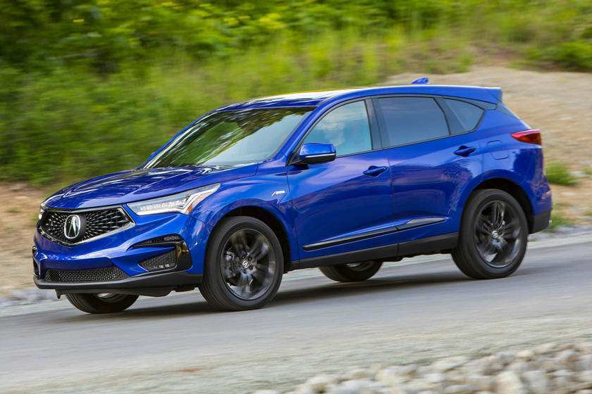 27 The Acura Rdx 2020 Release Date Spy Shoot for Acura Rdx 2020 Release Date