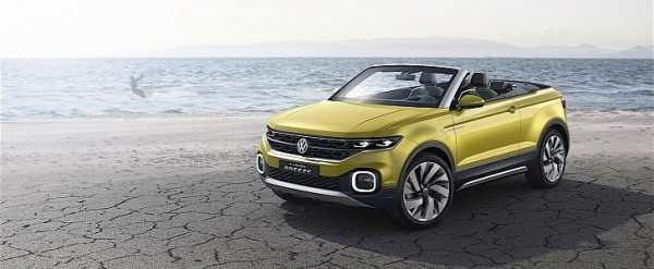 27 The Volkswagen T Roc Cabrio 2020 First Drive with Volkswagen T Roc Cabrio 2020
