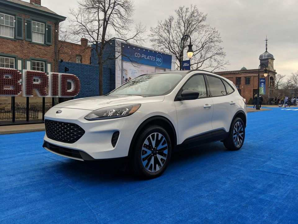 28 All New 2020 Ford Escape Mazda Cx 5 Rumors with 2020 Ford Escape Mazda Cx 5