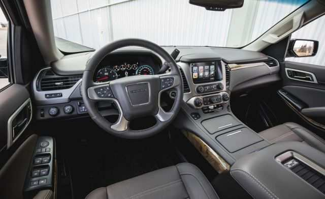 28 All New 2020 Gmc Yukon Denali Interior Concept for 2020 Gmc Yukon Denali Interior
