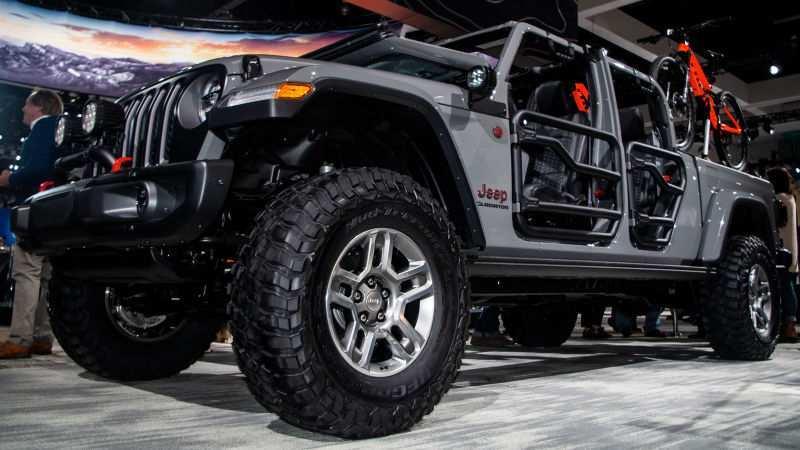 28 All New 2020 Jeep Gladiator Mopar Lift Kit Performance and New Engine for 2020 Jeep Gladiator Mopar Lift Kit
