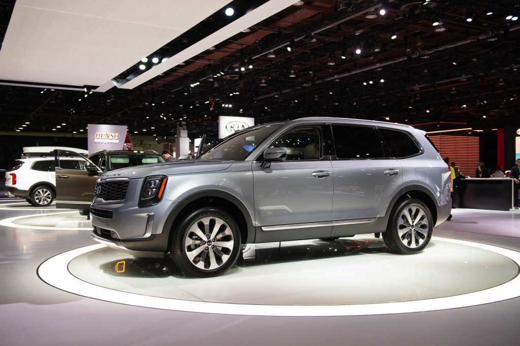 28 Best Review 2020 Kia Telluride Sx Interior Spesification by 2020 Kia Telluride Sx Interior