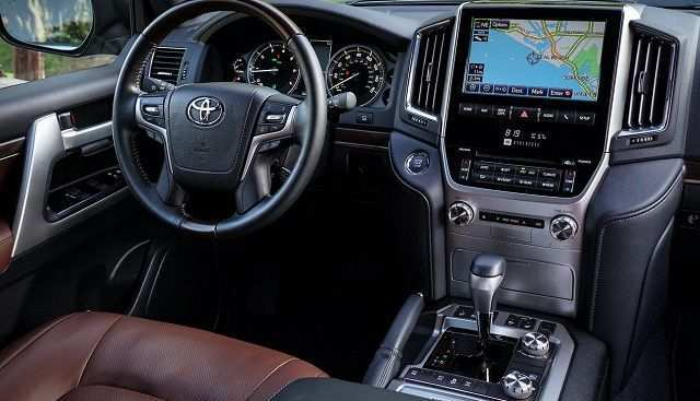 28 Best Review Toyota Land Cruiser 2020 Interior Redesign with Toyota Land Cruiser 2020 Interior