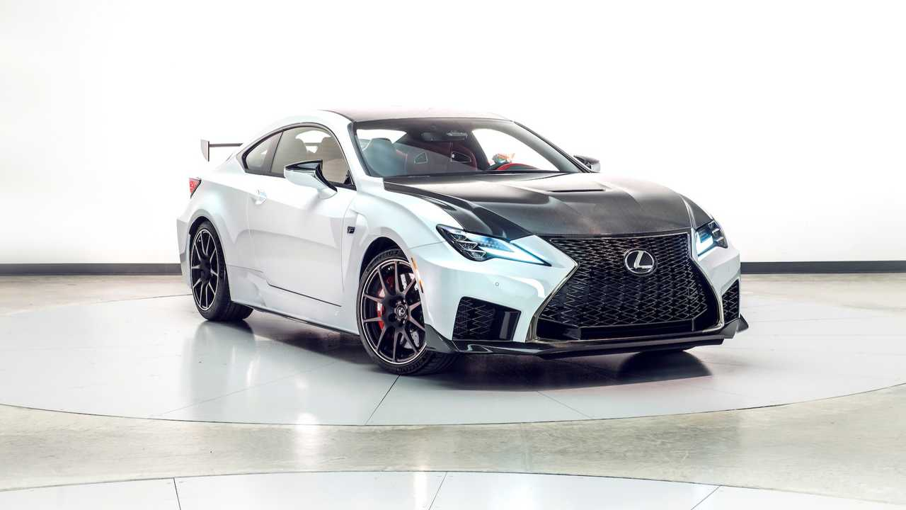 28 Concept of 2020 Lexus Rc F Track Edition Specs New Review with 2020 Lexus Rc F Track Edition Specs