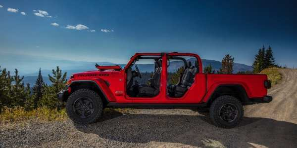 28 Great 2020 Jeep Gladiator Release Date Prices by 2020 Jeep Gladiator Release Date