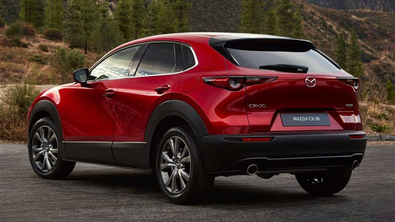 28 Great 2020 Mazda Cx 30 Price First Drive with 2020 Mazda Cx 30 Price