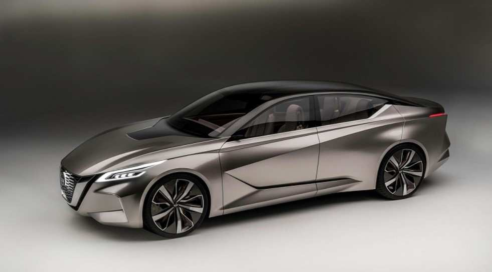 28 Great Nissan Maxima Redesign 2020 Specs with Nissan Maxima Redesign 2020