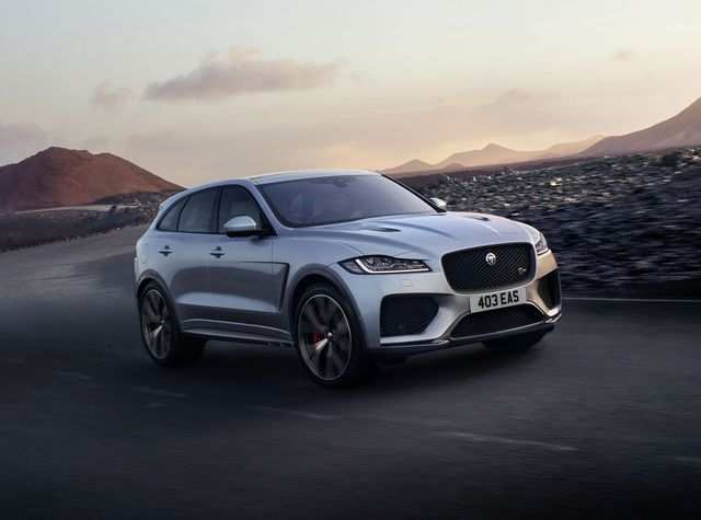 28 New 2020 Jaguar F Pace Release Date Concept with 2020 Jaguar F Pace Release Date
