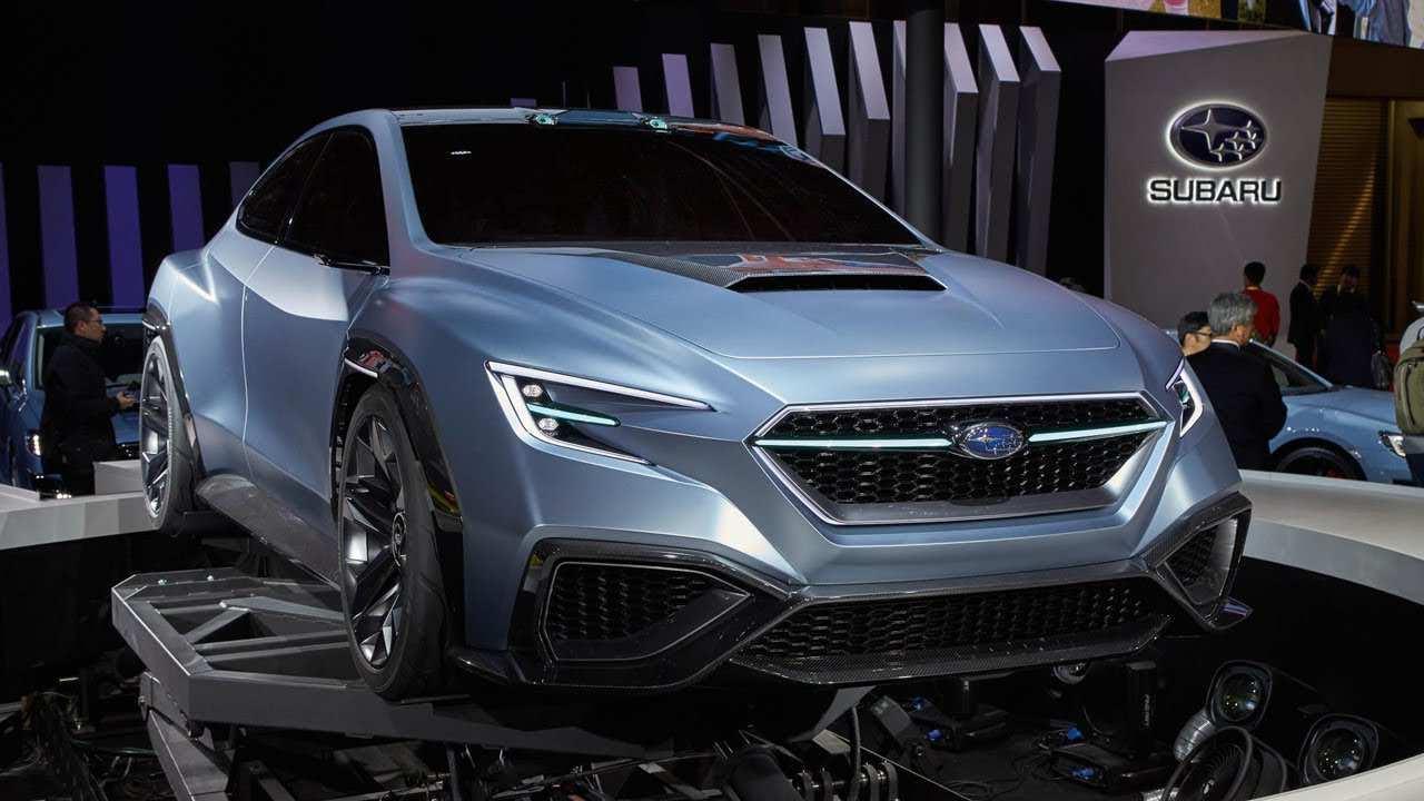 28 The Subaru Concept 2020 Exterior by Subaru Concept 2020