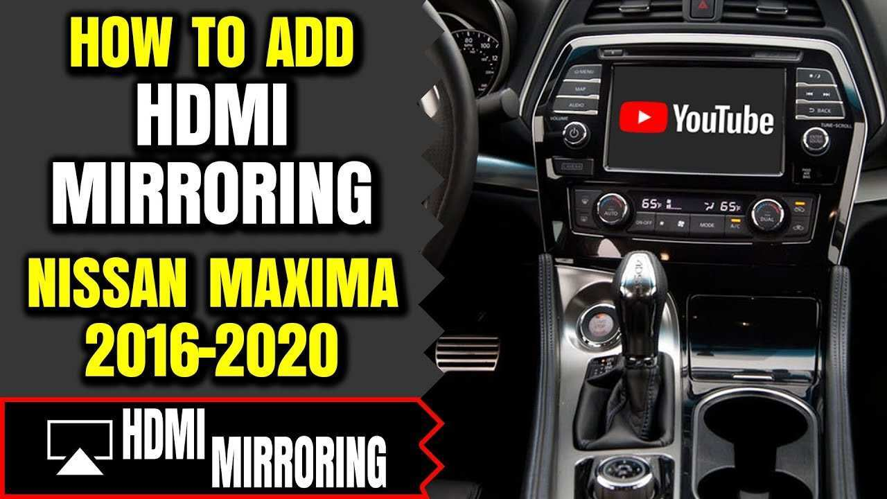 29 All New 2020 Nissan Maxima Youtube Price and Review by 2020 Nissan Maxima Youtube
