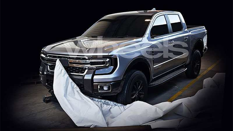 29 All New Ford Ranger Xlt 2020 Picture by Ford Ranger Xlt 2020