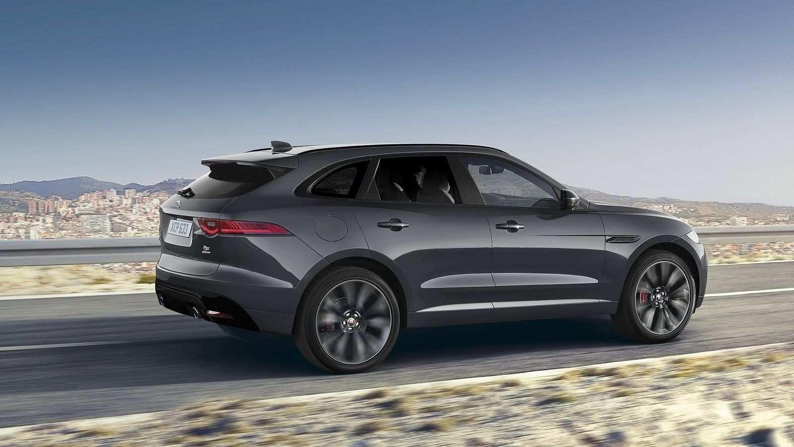 29 All New Jaguar F Pace 2020 Release with Jaguar F Pace 2020