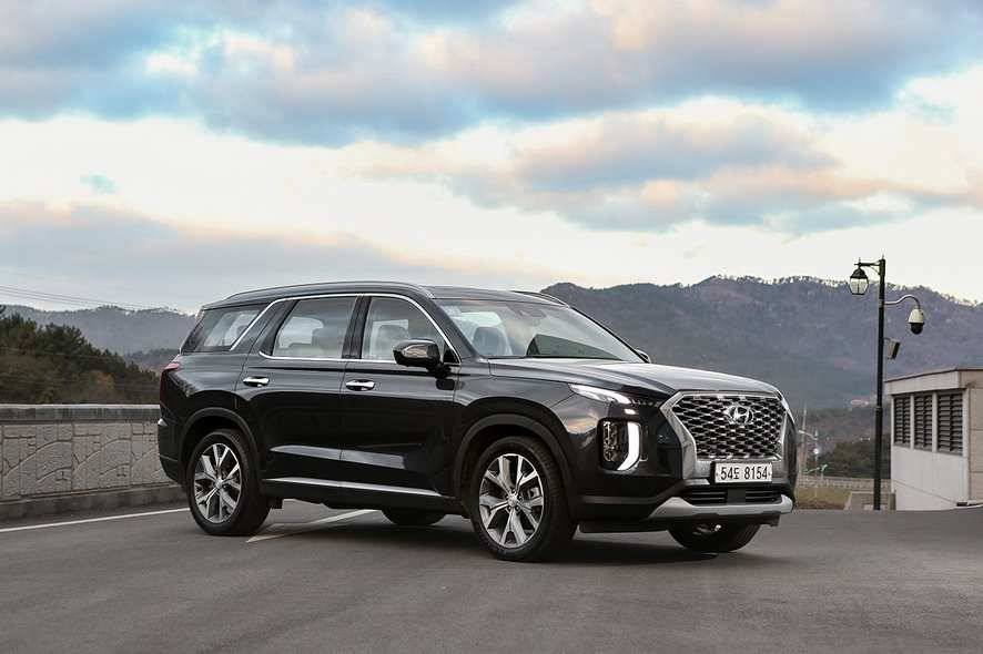 29 Best Review 2020 Hyundai Palisade Trim Levels Performance and New Engine with 2020 Hyundai Palisade Trim Levels