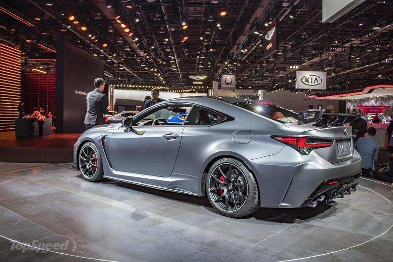 29 Best Review 2020 Lexus Rc F Track Edition Specs Rumors by 2020 Lexus Rc F Track Edition Specs