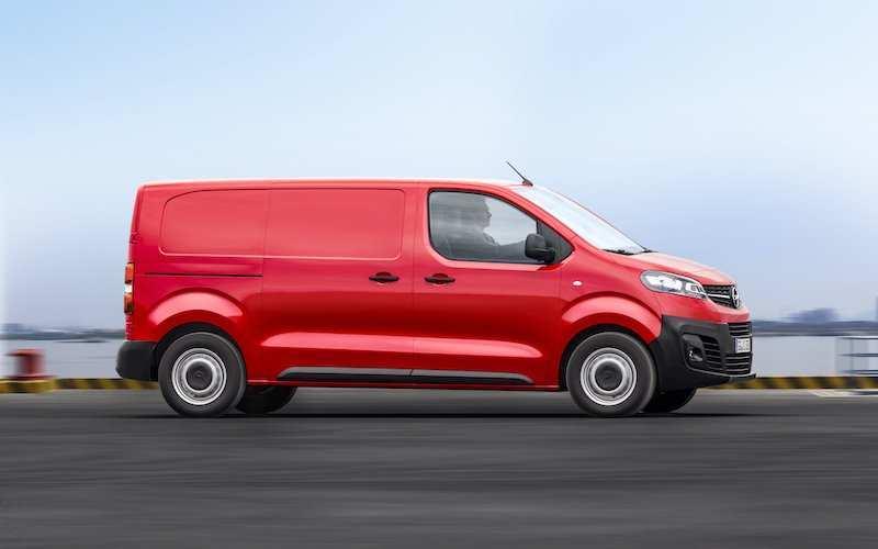29 Concept of Opel Vivaro Elektro 2020 Redesign by Opel Vivaro Elektro 2020