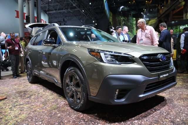 29 Concept of Subaru Outback 2020 Spesification by Subaru Outback 2020