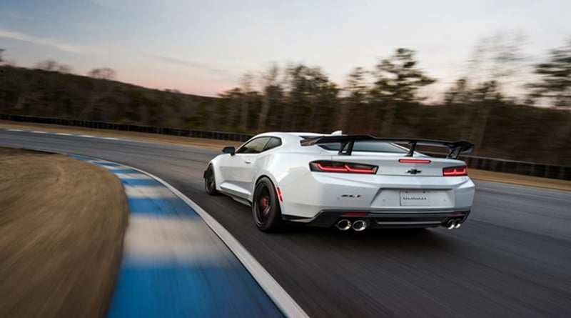 29 Gallery of 2020 Chevrolet Camaro Zl1 1Le Overview for 2020 Chevrolet Camaro Zl1 1Le