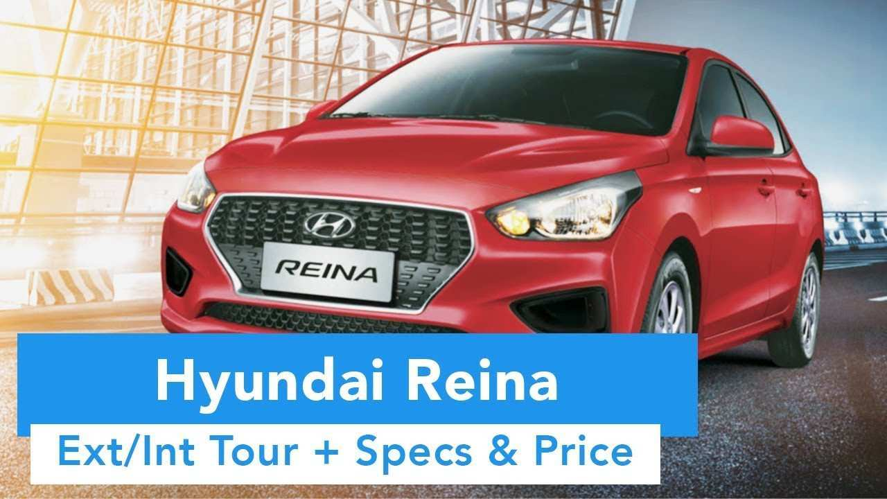 29 Gallery of Hyundai Reina 2020 Photos with Hyundai Reina 2020