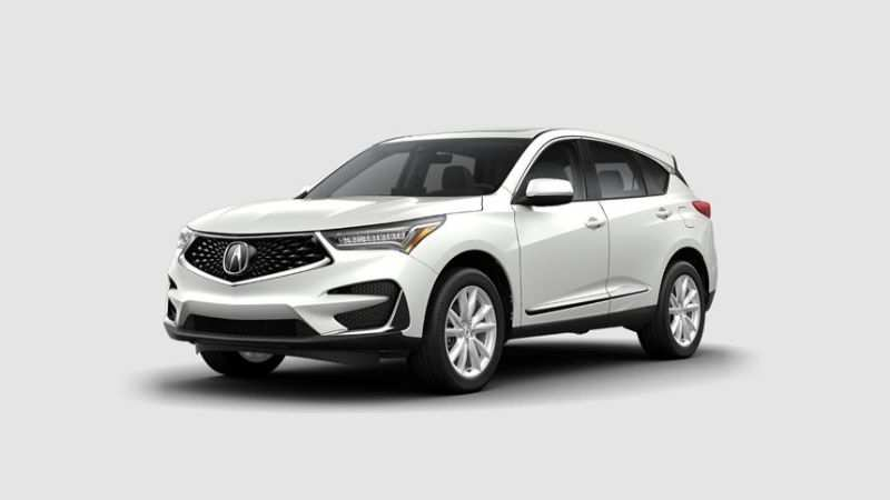 29 Great 2020 Acura Rdx Sport Hybrid Price and Review with 2020 Acura Rdx Sport Hybrid